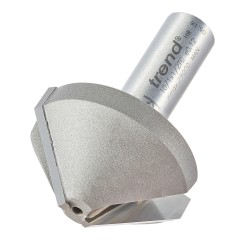 10/1X1/2TC Mortar Groove/Large chamfer cutter 45 degrees