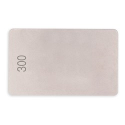 DWS/CC/CX Credit Card Double-Sided Diamond Stone