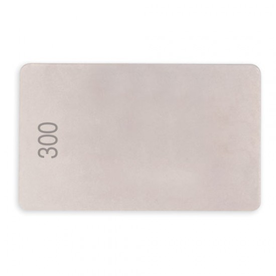 Diamond Pocket Stones Credit Card Double Sided Stone Dws
