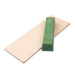 DWS/HP/LS/A Honing Compound Leather Strop Tan