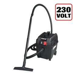 T35A Wet & Dry Extractor 1400W 230V - UK sale only